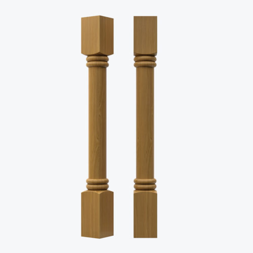 Gunbarrel Pilaster
