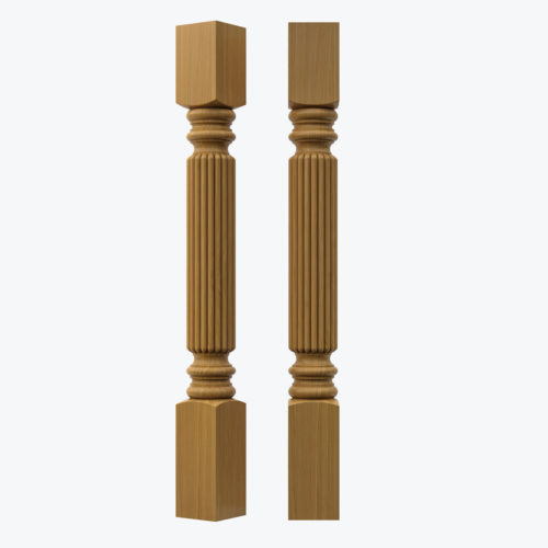 Reed Pilaster