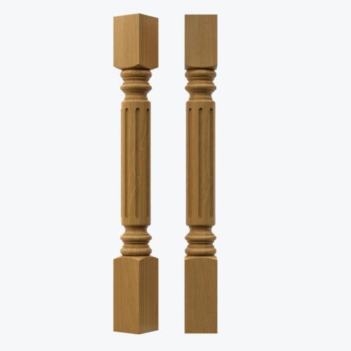 Flute Pilaster